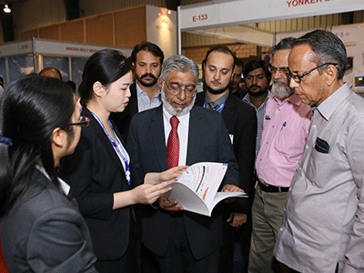 Guests in Pharma Asia 2016