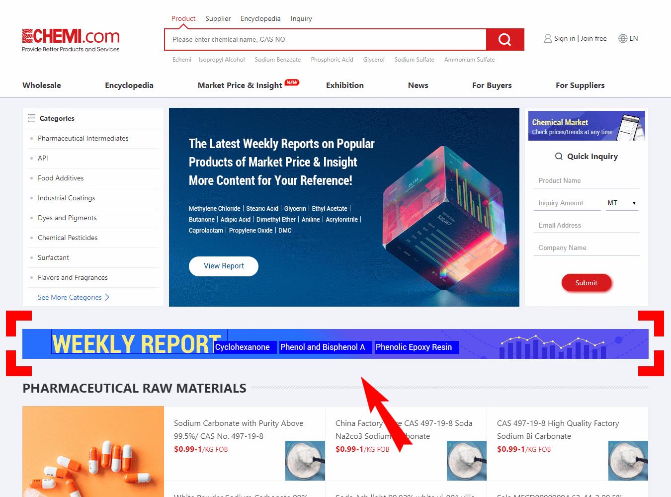 Homepage A2 display
